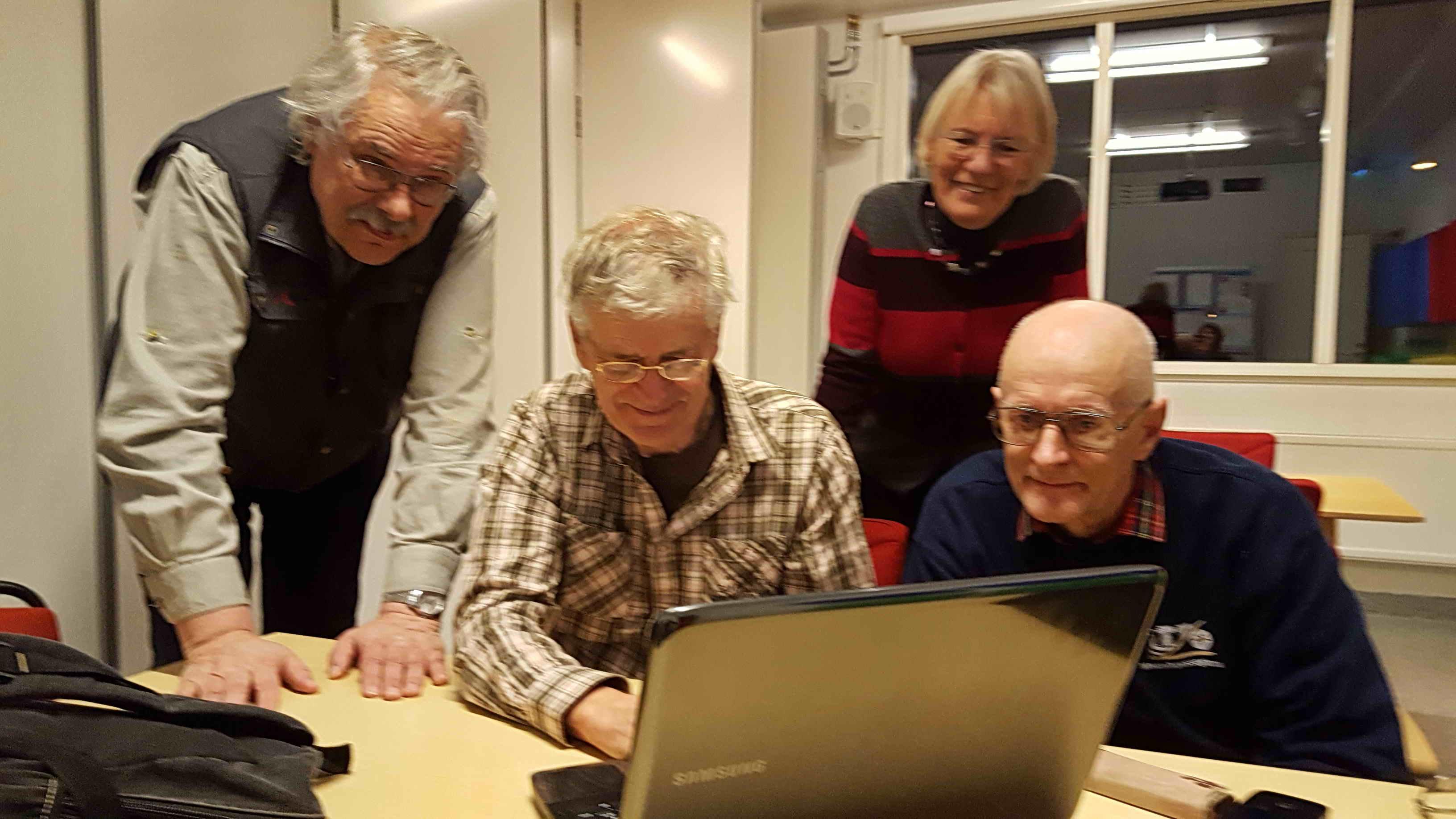 Handledarna i Trollbäckens Bibliotek